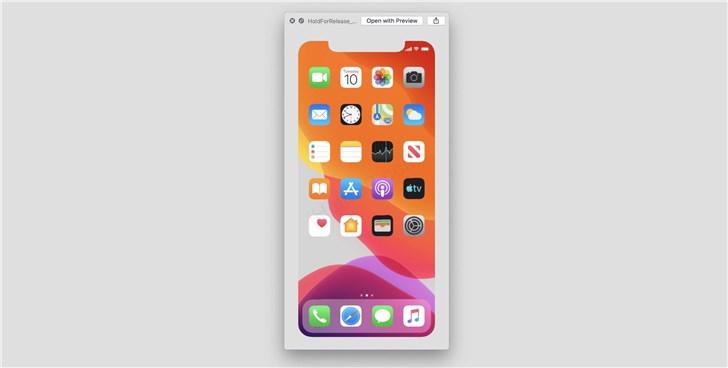 苹果iOS 13 *eta 7泄密:iPhone 11系列9月10日发布
