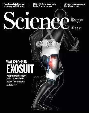 """哈佛大学""""钢铁侠""""短裤登上Science封面:让你跑得更快,还能助力复健-字母圈"""