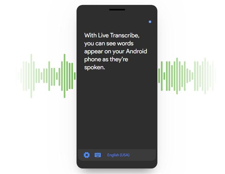 谷歌宣布开源Live Transcribe语音识别转文字工具}