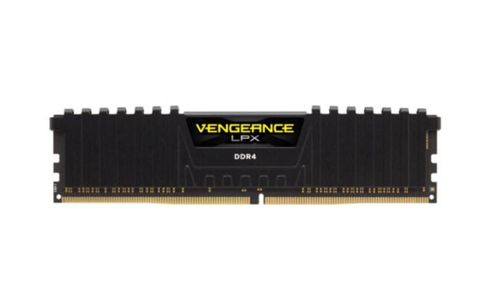 海盜船推出復仇者LPX系列:DDR4 2666 售價1199元
