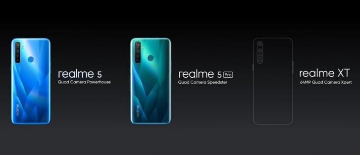 缺席发布会的Realme 6400万像素旗舰或被命名为Re