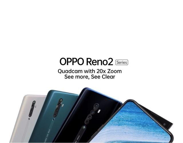 OPPO Reno 2配置曝光:骁龙730G+4000mAh电池