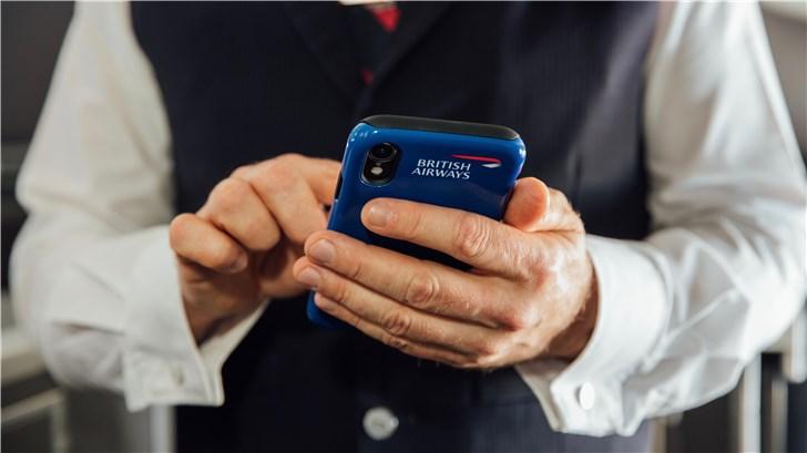 英国航空公司购买1.5万台iPhone XR 正在安装高速WiFi