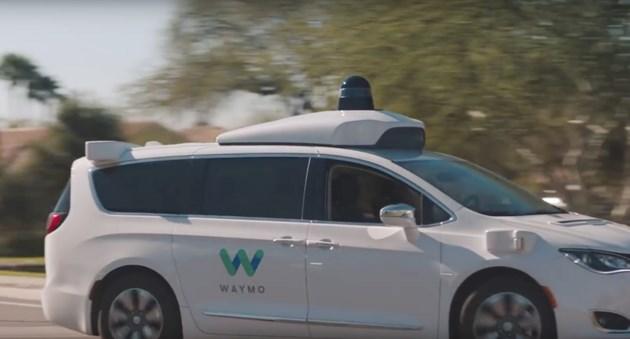 Waymo发布最大的自动驾驶传感器样本集 包括5个定制激光雷达