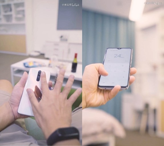 Redmi Note 8 Pro预热视频公布:水滴屏+红外遥控