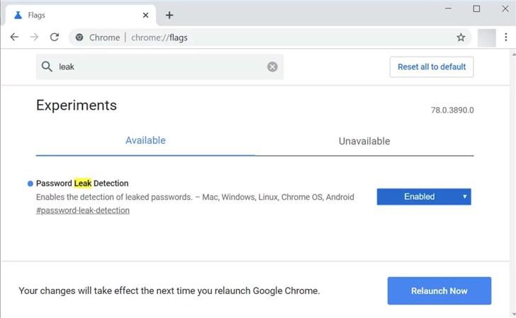 大量登录信息泄露,Chrome浏览器将内置数据泄露通知功能}