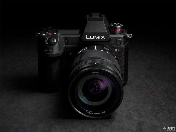 松下發布了首款LUMIX S1H全畫幅無反相機