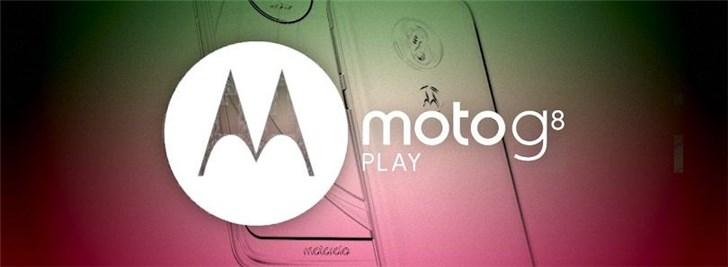 摩托罗拉Moto G8 Play部分配置曝光 将采用联发科的P60或者P70处理器