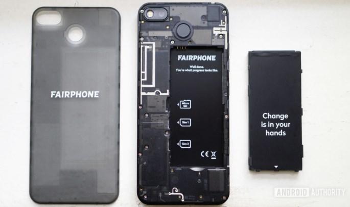环保手机Fairphone 3正式发布:模块化设计,方便维