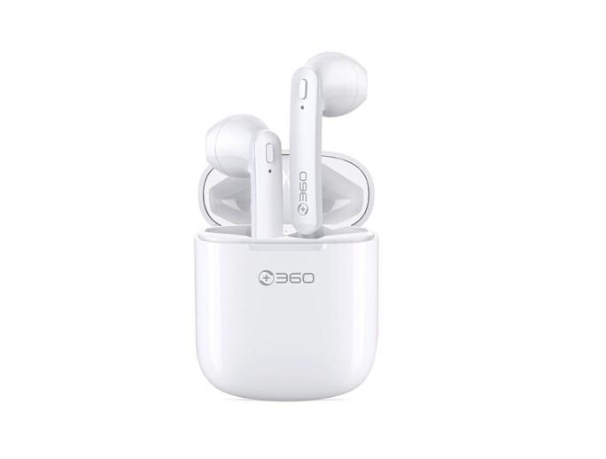 360推出一款真无线蓝牙耳机:采用蓝牙5.0连接 售价169元