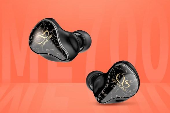 山灵推出ME700五单元圈铁HiFi耳机:大理石面板设