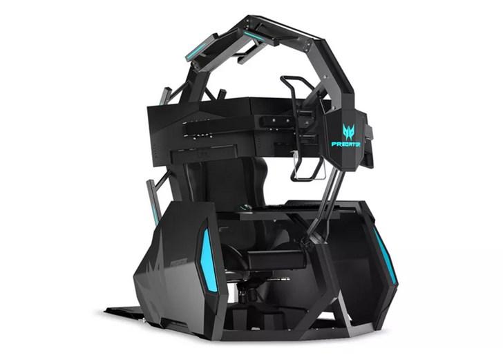 宏碁掠夺者游戏椅推出Air版本,售价约10万人民币