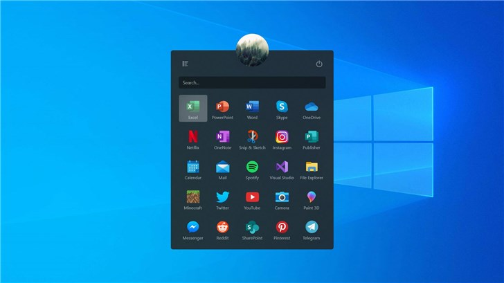 """这样你喜欢吗?热心粉丝设计微软Windows 10全新"""""""