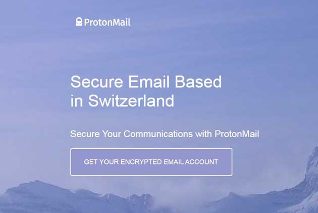 华为手机未来或预装瑞士电子邮件服务ProtonMail