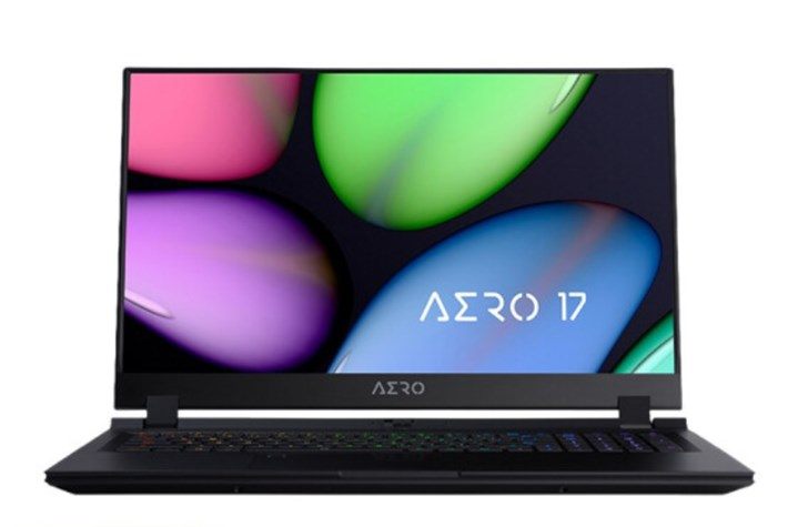 技嘉Aero 17游戏本上架 i7-9750H+16GB内存+5ms响应