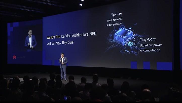 麒麟990 5G芯片的NPU如何做到算力暴涨?华为自研达芬奇架构详解