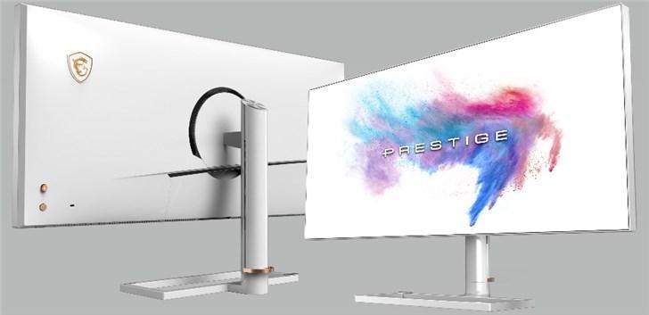 微星推出PS341WU显示器 DisplayHDR 600认证+5K×2K分辨率