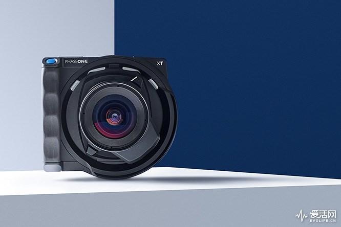 飞思发布XT技术相机 14个电子触点+90°旋转机身