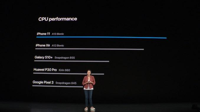 苹果A13 Bionic发布 85亿个晶体管+GPU功耗降低40%