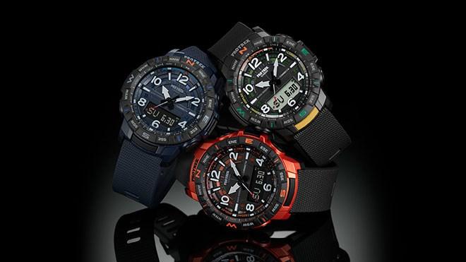 卡西欧推出PRT-B50手表 通过蓝牙和智能手机连接