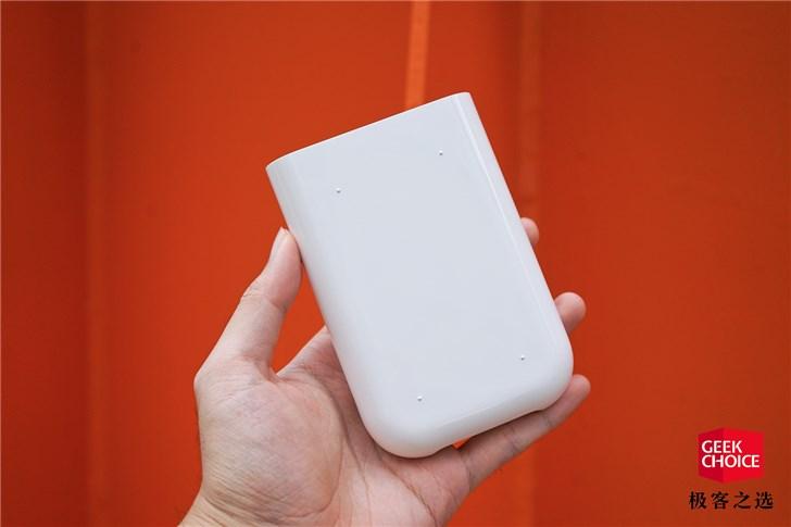 小米口袋照片打印机大赏:小巧便携+无墨打印