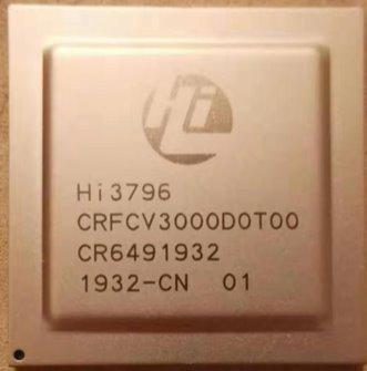华为海思发布全球首颗基于AVS3视频标准的8K/120fps解码芯片Hi3796CV300