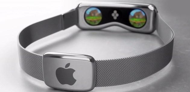 苹果仍在申请AR/MR专利 业界:最快明年会有雏形问世