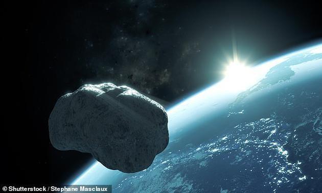 NASA:两颗中等小行星将掠过地球,估计它们的宽度都有数百米