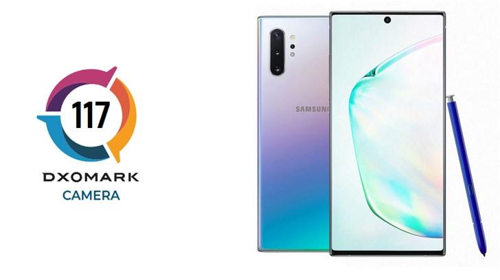 DxOMark手机排行榜更新:目前三星Galaxy Note 10+ 5G登