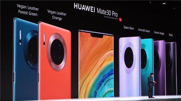 华为Mate 30/Pro配置公布:麒麟990 5G处理器,超感光