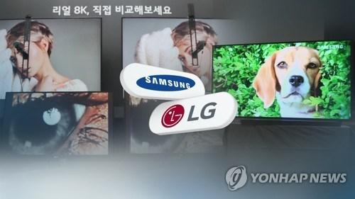 LG起诉三星虚假宣传:明明是液晶电视,硬要宣传是