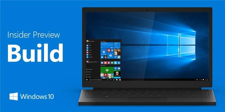 微软Windows 10 19H1 18362.385/19H2 18363.385发布预览版推