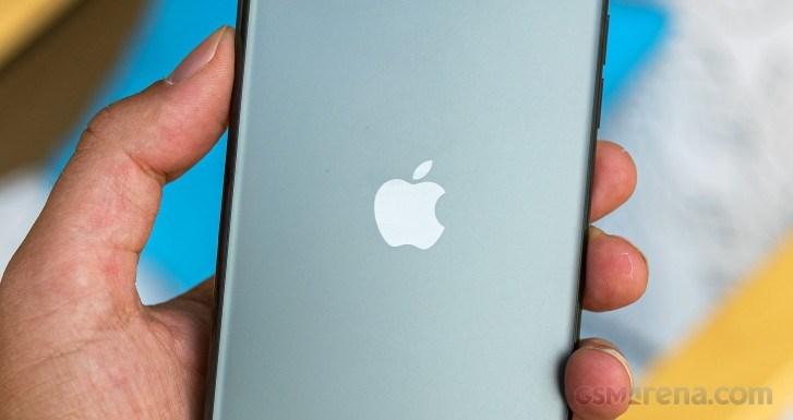 专利:未来iPhone可能会带有LED发光的苹果标志