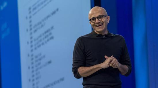 微软股价2019年飙升55.3% 创下自2009年以来最大年度涨幅