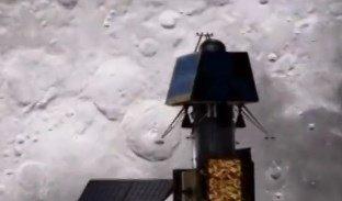 印度將發射月船3號測器登月 月船2號著陸器去年失聯