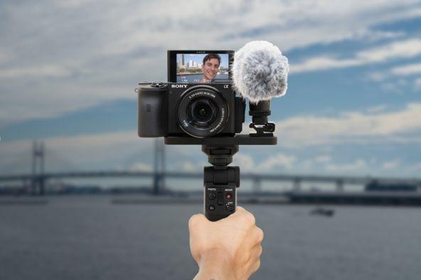 900元,索尼首款无线蓝牙拍摄手柄GP-VPT2BT正式发
