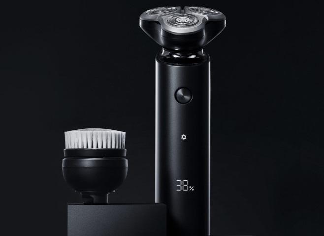 小米发布米家电动剃须刀S500C:数码显示,TYPE-