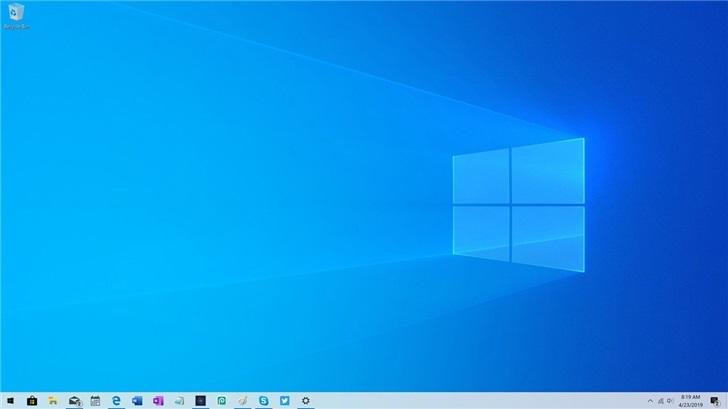 微软Windows 10版本2004(20H1)慢速预览版19041.84推送