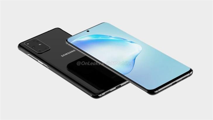 三星Galaxy S20+ 5G版手机现身Geek*ench:骁龙865+12G*