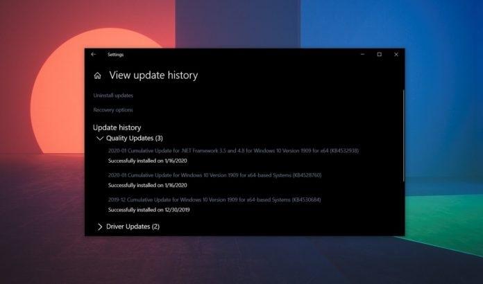 尴尬!微软Windows 10重要安全更新现无法安装*ug