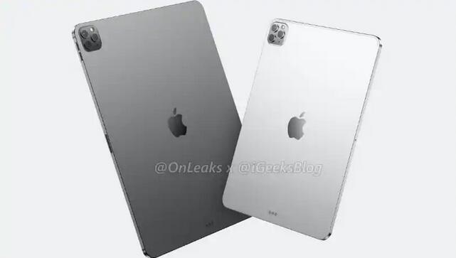 苹果iPad 5G版将于今年下半年和新iPhone手机一同推
