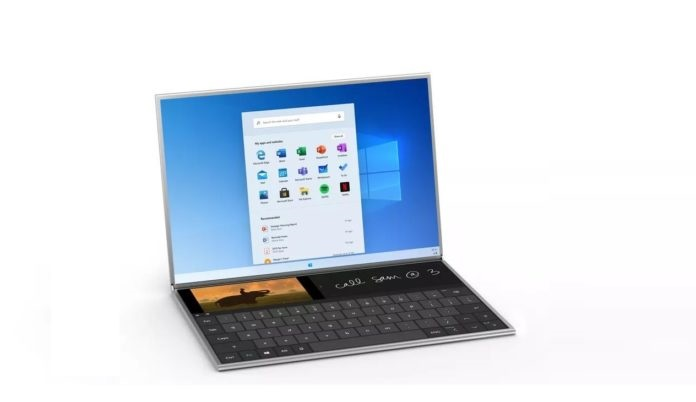 微软专利揭秘Surface Neo/Duo铰链技术