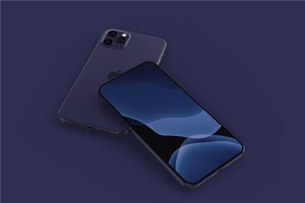 苹果iPhone 12的爆料又来了:这次是藏青配色