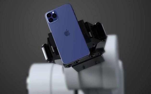 """外媒:苹果iPhone 12将再造流行色""""海军蓝"""""""