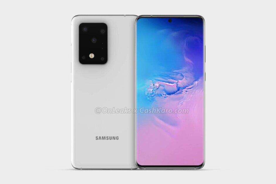 曝三星Galaxy S20系列支持120Hz刷新率,折叠手机Z