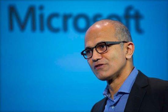 微软CEO纳德拉:科技公司要像保护人权一样保护数据隐私}