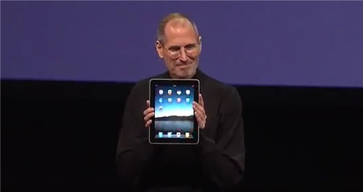 苹果iPad发布十周年:销量超3.5亿部,未来会向笔记本转型吗?