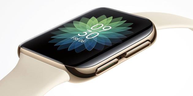 外媒:OPPO新智能手表产品酷似苹果Apple Watch