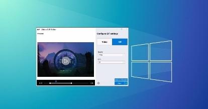Win 10有望获得全新轻量级视频GIF录制工具