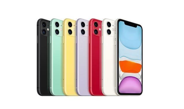2020年第二季度智能手机出货量:三星华为苹果依然占据前三,iPhone 11 上半…